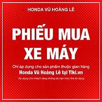 Phiếu mua xe máy Honda Vũ Hoàng Lê