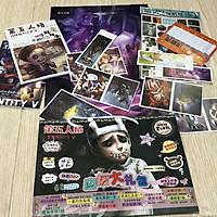 Túi quà tặng anime Identity V nhân cách thứ 5 game chữ nhật ngang có bookmark album ảnh postcard ảnh dán tặng thẻ Vcone