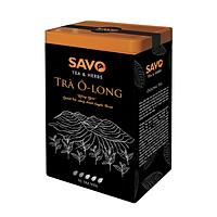 Trà SAVO Ô-Long (Oolong Tea) - Hộp 2 Túi x 100g