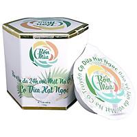 Cọ Dừa Hạt Ngọc Mặt Nạ Cổ Truyền Bốn Mùa Thiên Nhiên Việt (Hộp 3 Cốc)