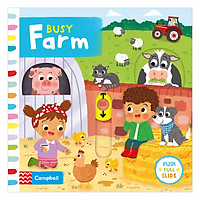 Cambell Fush Full Slide Series: Busy Farm