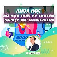 Khóa học THIẾT KẾ - ĐỒ HỌA - Đồ họa thiết kế chuyên nghiệp với Illustrator