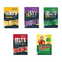 Bộ sách IELTS Mike's + Luyện siêu trí nhớ từ vựng cho HS THPT QG ( Combo luyện thi IELTS hoàn hảo)