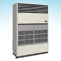 Máy Lạnh Tủ Đứng Đặt Sàn R410 Thổi Ống Gió Một Chiều Lạnh Package FVPGR10NY1/RUR10NY1 - Hàng Chính Hãng