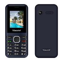 Điện thoại Masstel Izi 104 Navy - Hàng chính hãng