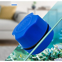 Cọ bể cá mini- Cọ bể nam châm mini cho kính 5mm màu sắc ngẫu nhiên