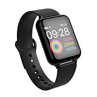 Đồng hồ thông minh màn hình rộng siêu nét B57Brand3, giao diện đẹp, có thể thay dây theo sở thích - Hàng nhập khẩu
