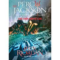 Series Percy Jackson Và Các Vị Thần Trên Đỉnh Olympus Phần 4 - Cuộc Chiến Chốn Mê Cung (Tái Bản)