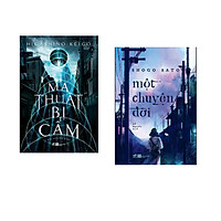 Combo 2 cuốn sách: Ma thuật bị cấm  + Một chuyện đời