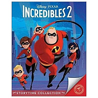 Disney Pixar - Incredibles 2: Storytime Collection (Storytime Collection Disney)