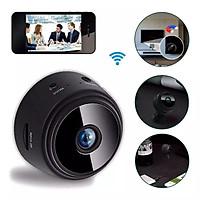 Camera IP WIFI A9 MINI Cho gia đình, (sử dụng làm camera hành trình xe máy, ô tô), Kết nối WIFI, phát hiện chuyển động, Có pin