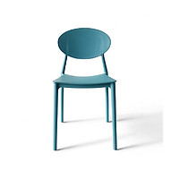 Ghế cà phê B502 nhựa nhiều màu - DAF