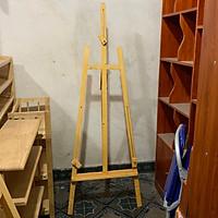 Giá vẽ tranh khung gỗ