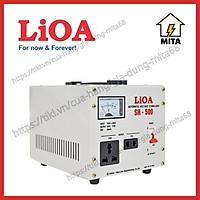 Ổn áp 1 pha 500VA LIOA SH-500II - MITA