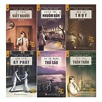 Combo Series Thám Tử Kỳ Phát (6 Cuốn)