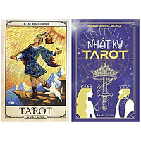 Sách - Combo Tarot Nhập Môn + Nhật Ký Tarot
