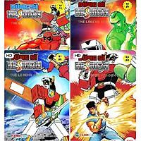 Dũng sĩ Hesman – Combo 4 Box 9,10, 11,12 (từ tập 41-60)