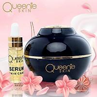Kem Nám Queenie Skin Làm Mờ Các Vết Đốm Đen Trên Da Mặt, Cải Thiện Những Vùng Da Sạm Màu, Chống Tia UV - Hàng Chính Hãng