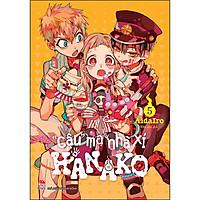"""""""Cậu"""" Ma Nhà Xí Hanako Tập 5"""