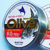 Dây Câu Cá Blue Fish Olive Extreme Power 150 Mét