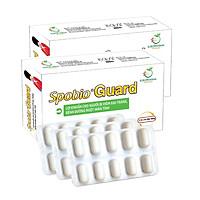 2 Hộp Spobio Guard bào tử lợi khuẩn trị bệnh đại tràng và bệnh đường ruột mãn tính
