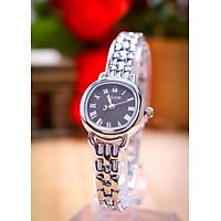 Đồng hồ nữ Julius Hàn Quốc JA-1150 dây thép số la mã