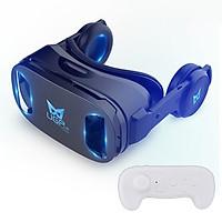 Kính thực tế ảo VR 3D UGP U8 - Có tay điều khiển chơi game