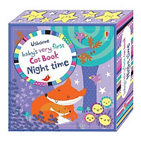 Usborne Baby's Very First Cot Book Night-time