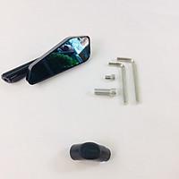 Kính gương chiếu hậu chiếc lá nhỏ rizoma GreenNetworks bên trái