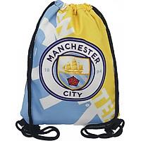 Balo dây rút Football TROY FB in logo câu lạc bộ bóng đá Manchester City