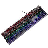 Bàn Phím Cơ Gaming Milang MK808 Fullsize nhỏ gọn - Hàng nhập khẩu