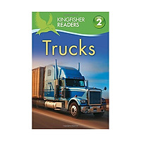 Kingfisher Readers Level 2: Trucks