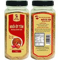 Muối Ớt Tôm Hũ 125g - Đặc sản muối Tây Ninh