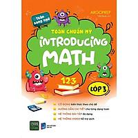 Sách - Toán Chuẩn Mỹ - Introducing Math Lớp 3 - 1980Books