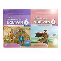 Combo Bài Tập Phát Triển Năng Lực Ngữ Văn Lớp 6 Tập 1+2