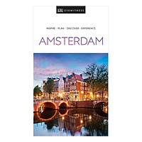 DK Eyewitness Travel Guide Amsterdam: 2020 - Travel Guide (Paperback)