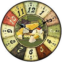 Đồng hồ treo tường phong cách cổ MS 72