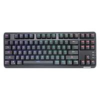 Bàn Phím Gaming Có Dây Fuhlen M87S RGB Mechanical Blue Switch 87 (Đen) - Hàng chính hãng