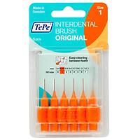 Bộ 6 cây chải kẽ răng cơ bản Tepe Interdental Brush Original