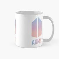 Cốc ly sứ ARMY BTS