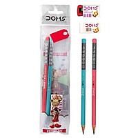 Bộ Dụng Cụ Học Sinh DOMS Pencils Kit 7157