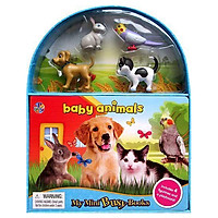 Baby Animals Mini Busy Book