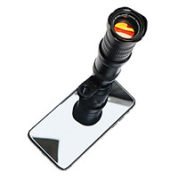 18-30X Zoom HD Mobile Phone Zoom Lens Dual Focus No Black Edge Telephoto Telescope Mobile Phone Lens