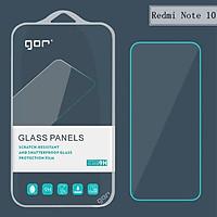 Bộ 2 kính cường lực cho Redmi Note 10 - chính hãng GOR