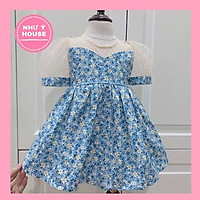 Đầm trẻ em Váy bé gái THIẾT KẾ cho bé từ 0 - 8 tuổi