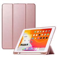 Bao Da iPad Chức năng đánh thức và ngủ tự động với khay đựng bút 10.2/10.5/9.7 2020/2019/2018 pro air 3 2 1 8 gen 7gen 6th 5th