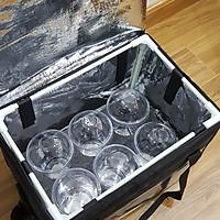 Túi giữ nhiệt giao trà sữa 6 ly