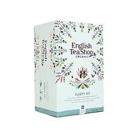 TRÀ ORGANIC SLEEPY ME HIỆU ENGLISH TEA SHOP
