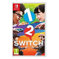 Đĩa Game Nintendo Switch 1 2 Switch- Hàng nhập khẩu
