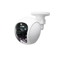 Camera Wifi IP Quan Sát Gắn Tường CareCam 2.0Mpx 19Q - Hỗ Trợ Zoom Màn Hình, Có Báo Động, Đèn Hồng Ngoại, Đàm Thoại 2 Chiều - Hàng Nhập Khẩu
